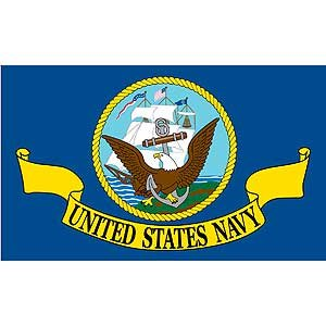 United State Navy Flag