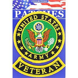 U.S. Army Veteran Patch