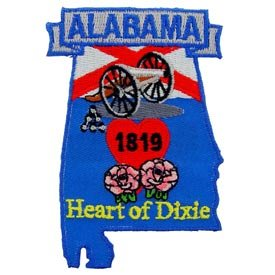Alabama State Patch