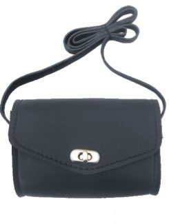 Ladies Plain Shoulder Bag