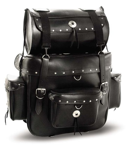 Motorcycle Two Piece Travel Set