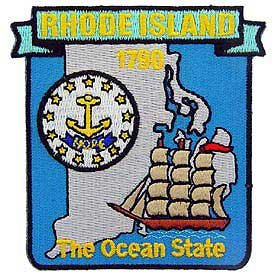 Rhode Island State Patch