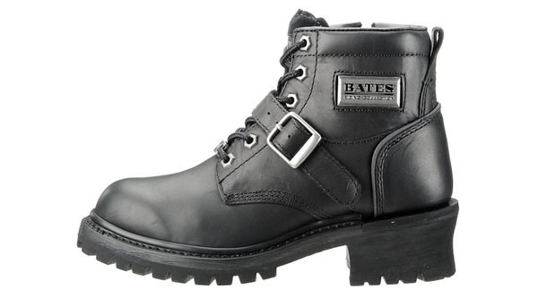 Womens Albion Logger Side Zip Boot