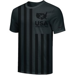 NIKE MEN'S USAWR TEAM LEGEND SS CREW