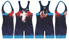 WI National Team Singlet