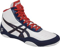 ASICS JB ELITE V2.0 WHITE/DARK NAVY/TRUE RED