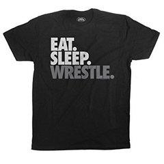 Eat. Sleep. Wrestle. Shirt