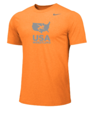 NIKE MEN'S USAWR TEAM LEGEND CREW TRAINING TEE