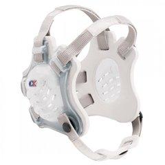 Tornado White/White/White Headgear
