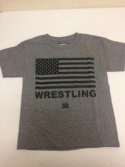 American Flag Wrestling shirt