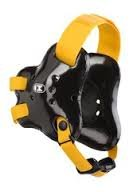 Cliff Keen Fusion Headgear Black/Yellow