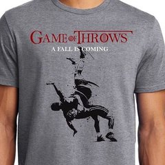 Game of Throws shirt