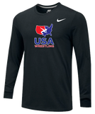 Nike USAW Core Longsleeve Training Top