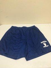 WI Wrestling Blue Shorts