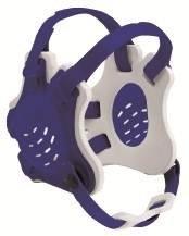 Tornado Royal/White/Royal Headgear