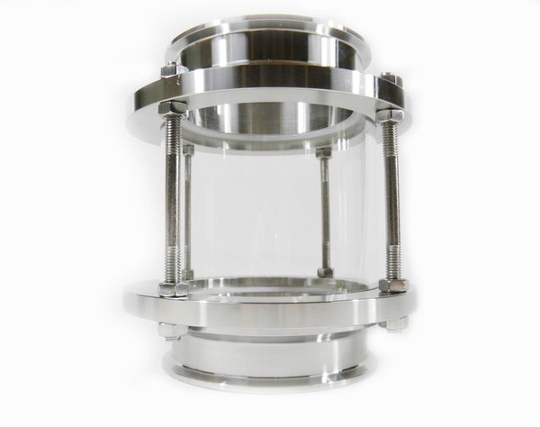 Moonshine Still 4 Quot Sight Glass With Silicone Seals Tri