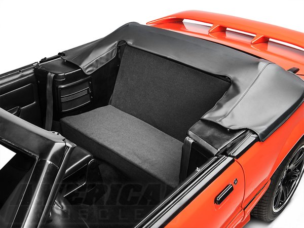 Ford Mustang Gt V6 Convertible Rear Seat Delete Kit