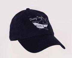 Navy Blue Classic Hat