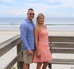 Sea Coral Short Strap Dress
