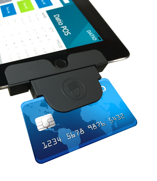 Datio Point of Sale, POS, Credit Card Reader