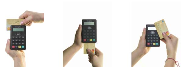 DATIO POINT OF SALE EMV CHIP CARD READER HANDPOINT