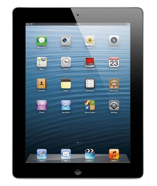 Recommended Apple iPad 4 with Retina Display 16GB Wi-Fi Only Tablet, Black (Certified Refurbished)