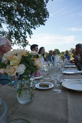 Creating Resilient Economies Based On Regenerative Agriculture Farm to Table Discussion and Dinner August 19, 2017