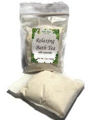Luxurious Bath Tea