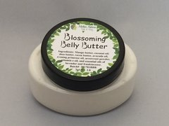 Blossoming Belly Butter