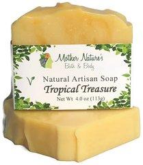 Tropical Treasure Soap