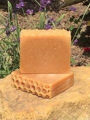 Honey and Oats Goat Milk Soap