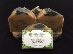 Cool Nilla Goat Milk Soap