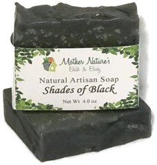 Shades of Black soap