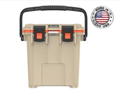 Pelican 20qt Elite Cooler - Tan
