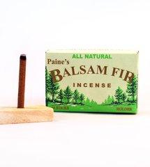 40 Balsam Fir Incense Sticks w/ holder