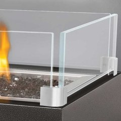 Windscreen Kit - Glass (GPFTS48 & KENS2) - Napoleon Gas Fire Pits