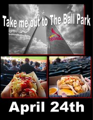BBQ Cooking Class 1 - Take me out to The Ballpark - 4/24/18