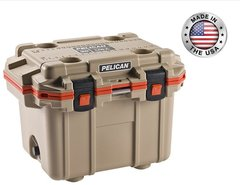 Pelican 30qt Elite Cooler - Tan