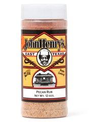 John Henry's Pecan Rub - HOT