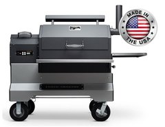 Yoder Smokers YS640 Competition Edition Pellet Grill