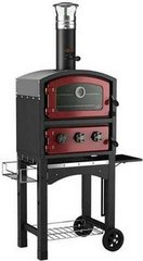 Fornetto Pizza Wood Fired Smoker & Oven
