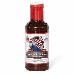 Code 3 Spicy Patriot Sauce