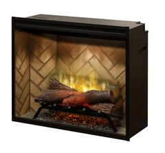 Dimplex Revillusion Built-In Electric Firebox