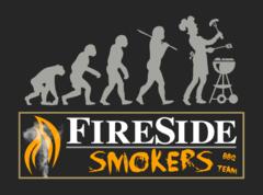 Fireside Smokers BBQ Team T-Shirt