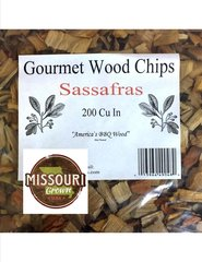 Sassafras Wood Chips