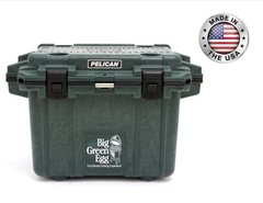 Pelican 50qt Big Green Egg Cooler ***Limited Edition***