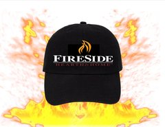 Fireside Cap in Black
