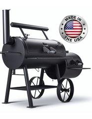 Yoder Smokers Wichita Loaded Edition Grill