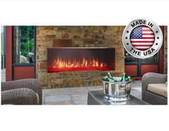 Outdoor Lifestyles Lanai 51 Gas Fireplace