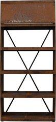 OFYR Steel Wood Storage -100